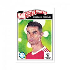 Topps Ucl Living Set Cristiano Ronaldo (Manchester United) #374 Presale