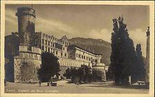 Trient Trento Italien Italia ~1920/30 Castello del Buon Consiglio Burg Festung
