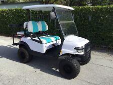 FORD F150 body 2014 lifted STREET LEGAL Club car Precedent 4 seat Golf Cart 48v