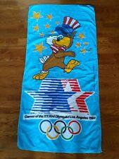 Los Angeles 1984 Summer Olympic Games Original/Collectors Beach Towel