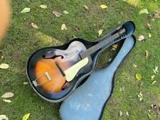 Vintage Old Kraftsman Archtop Acoustic Guitar