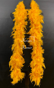 6 Foot Long Feather Boas - Over 20 Colors - Best Price - Fast Shipping!
