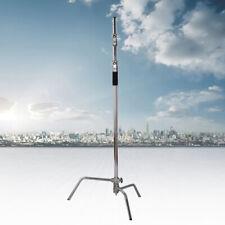 "New listing 40"" C-Stand Light Stand w/ Detachable Base 60""-130"" Heavy Duty Photo Studio"