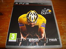 LE TOUR DE FRANCE ** NEW & SEALED ** Playstation 3 Ps3 Game