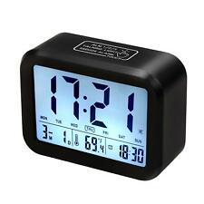 Digital Alarm Clock Smart Talking Digital Alarm Clock Date Weekdays Temperature