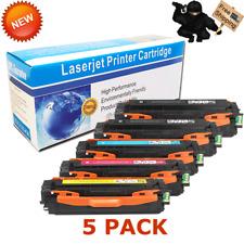 5-Pack CLT-K504S H.Y. Toner Set for Samsung C1860FW C1810W CLP-415NW CLX-4195FW