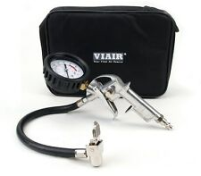 Viair 00041 Tire Inflation Gun Normally Closed 200 PSI Inline Gauge W Carry Bag