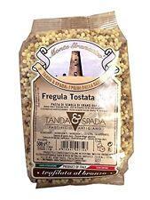 Fregola sarda Tanda & Spada cf 500gr x 24pz  - tostata grossa prezzo ingrosso