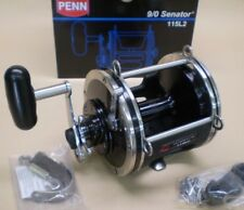Penn Senator 9/0 Star Drag Saltwater Fishing Reel 2.5:1 Big Game Model 115L2