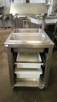 Giles BBT - Breading Station - Bread and Batter - Frt Options Avail