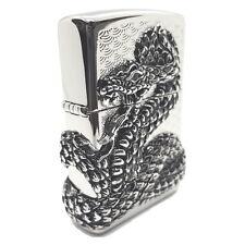 Zippo Snake Coil Nl Lighter Genuine Original Packing 6 Flints set Free GIFT