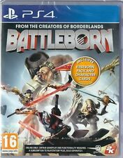 Battleborn First Born character pack (PS4) BRAND NEW UK