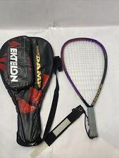 New listing Ektelon Whisper Damp Racket w/ case