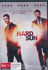 Hard Sun DVD NEW Region 4