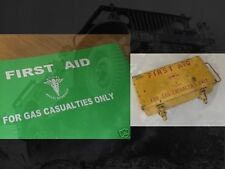 SUPPORT CAISSE FIRST AID 12 U MEDICAL  JEEP WILLYS FORD GPW