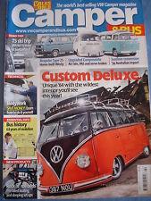 Volksworld Camper and bus mag - Feb 2012  - VW - Rock n roll beds - Bodywork -