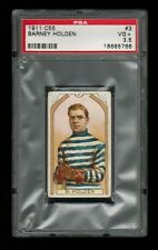 PSA 3.5  BARNEY HOLDEN  1911 C55 Imperial Tobacco Hockey Card #3