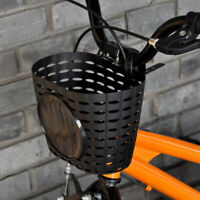NEW Children Mountain Bicycle Bike Basket Front Rear Plastic Wire StorageCarrier