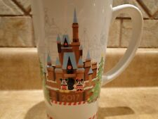 Disney World Contemporary Castle Gingerbread Mickey Minnie 2017 Coffee Latte Mug