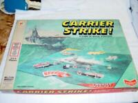 Milton Bradley 1977 : CARRIER STRIKE ! - A Game of Naval Strategy (Midway)