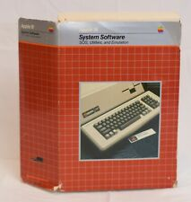 Apple III System Software - Manuals, Disks, and box