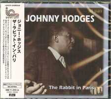 JOHNNY HODGES-THE RABBIT IN PARIS-JAPAN CD Ltd/Ed C65