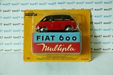 Car Reissue Mercury Hachette: Fiat 600 Multipla 1/48