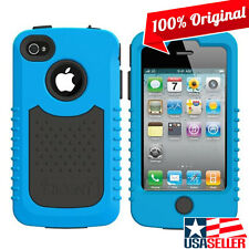 NEW Trident Cyclops Case Rugged Blue Cover for iPhone 4S/4 AT&T Verizon Sprint