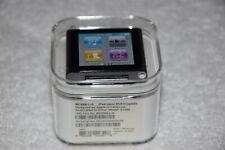 Apple iPod nano 6th Generation Graphite 8 GB MC688LL/A Media Player Collectible