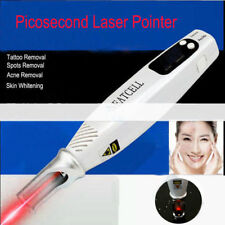 Handheald Red Light Picosecond Laser Scar Tattoo Removal Pen Machine Skin Care H
