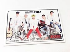 BIGBANG Big Bang Photo Postcard Set Sticker YG Family KPOP Post Card GD Top