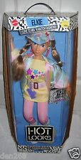 #885 NRFB Vintage Mattel HOT LOOKS Elkie Doll
