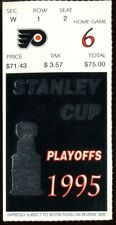 Ticket Hockey Philadelphia Flyers 1995 6/5 N.J. Devils Stanley Cup ECF GM2
