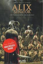 Alix Senator 3, Splitter