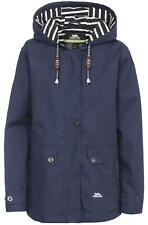 Trespass Womens/ladies Seawater Waterproof Breathable Windproof Jacket XL