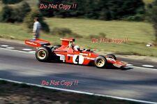 Arturo Merzario Ferrari 312 B3 Austrian Grand Prix 1973 Photograph 2