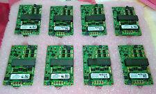 8x LINEAGE POWER QBW025A0B41Z DC-DC 48V/12V 25A 1/4 Brick Converters - NEW