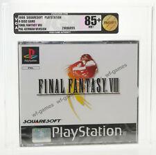 Final Fantasy VIII 8 | Sony Playstation 1 PS1 | NEU eingeschweißt SEALED VGA 85+