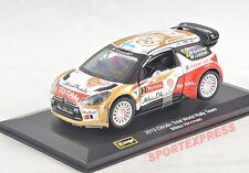 NEW 1/32 18-40000 Citroen DS3, Rallye Monte Carlo 2013, Hirvonen #2