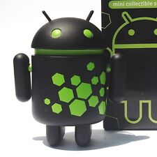 "Android 3"" Mini Series 2 Hexcode Andrew Bell Google Kidrobot Art Figure Toy"