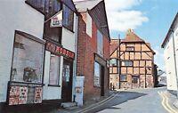 Vintage Hampshire Postcard, High Street, Hamble HQ6
