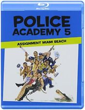 Police Academy 5: Assignment Miami Beach [Blu-ray]