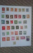 "Belgium Stamps/Semi-Postal/Parcel Post/Railway ""Lot of 41, from 1905-1963"""
