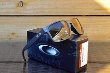 NEW Oakley Holbrook Sunglasses Steel Frame Polarised Grey Lens OO9244-12