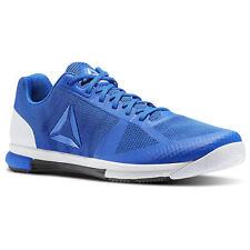 Reebok Velocidad TR 2.0 Hombre Calzado deportivo Azul Tamaño de Entrenamiento de Fitness UK 8.5/EU 42.5