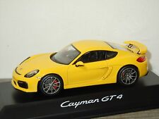Porsche Cayman GT4 - Schuco 1:43 in Box *30673