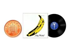 MINIATURE 1/12 RECORD ALBUM  LP - VELVET UNDERGROUND & NICO - NON PLAYABLE