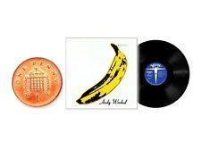 MINIATURE 1/12 RECORD ALBUM  LP - VELVET UNDERGROUND & NICO - NON PLAYABLE