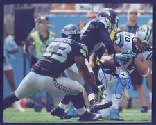 Seahawk Malcolm Smith Super Bowl MVP vs Panthers 8x10 Autograph A