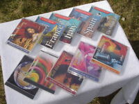 Collection of Ten(10) NEW CDs.  Elton John Tribute, Native Songs & More - NEW!